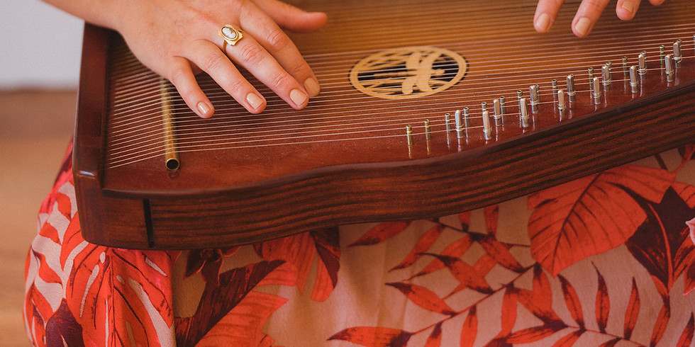Healing Harp and Soothing Moves - Canterbury Sold Out