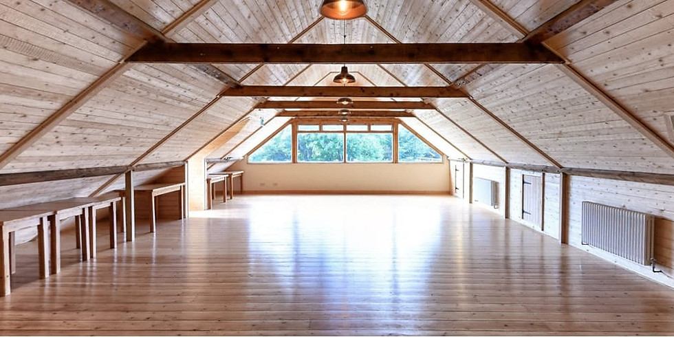 Spacious You: Yoga and Sound at Quex Barn