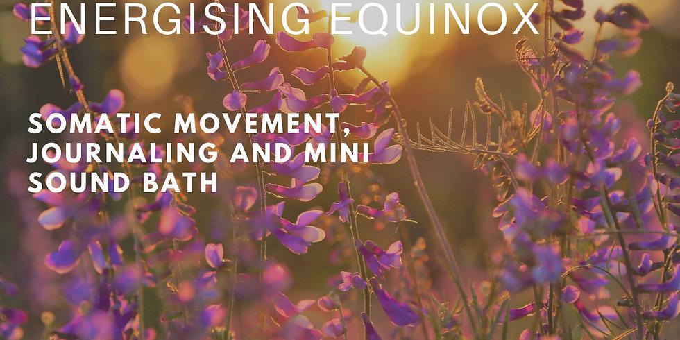 Energising Equinox