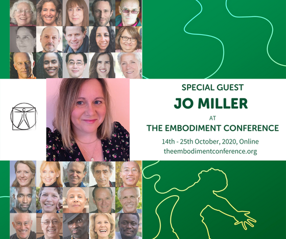 The Embodiment Conference - Join Me