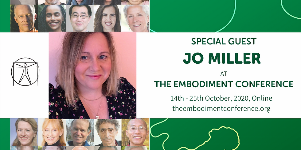 The Embodiment Conference - Join Me For FREE