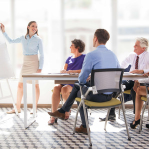 Las capacitaciones empresariales funcionan sólo si estás dispuesto a tomarlas.