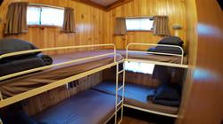 Bedroom 2 - 2 x Double Bunks