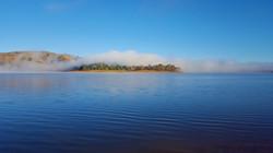 Mist over Lake