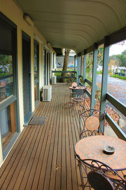Family Rooms Deck