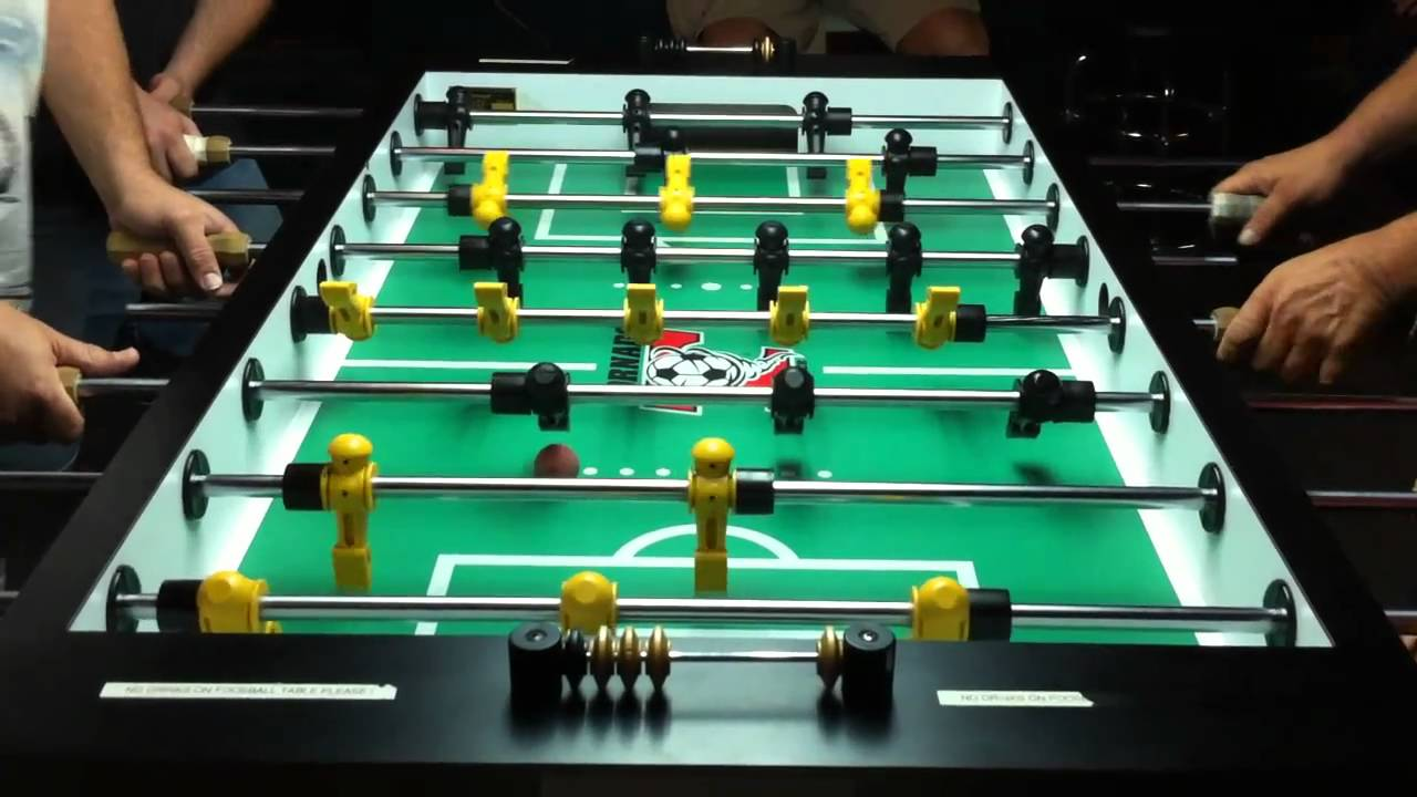 Games Room - Foosball