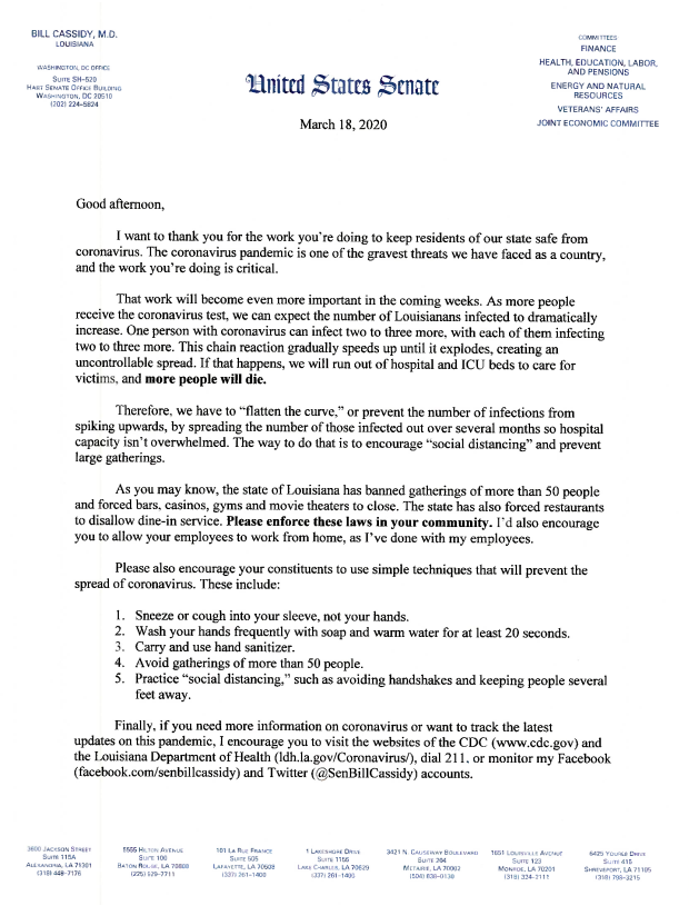 1 of 2 pages click link to see full letter