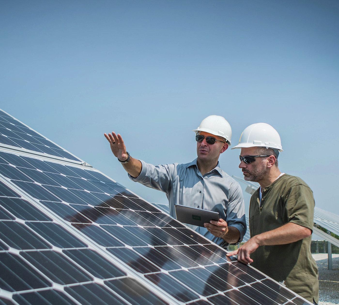 solar farm franchise