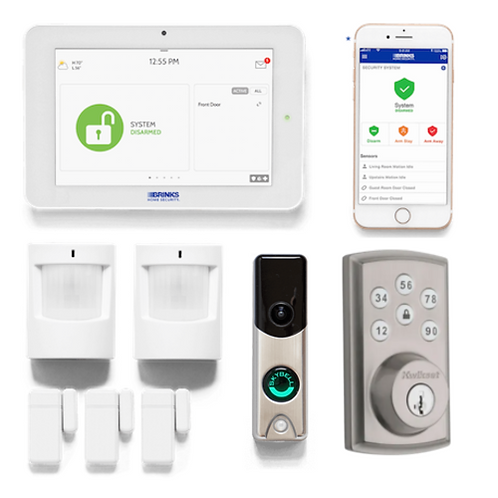 Smart Security Complete + Automation