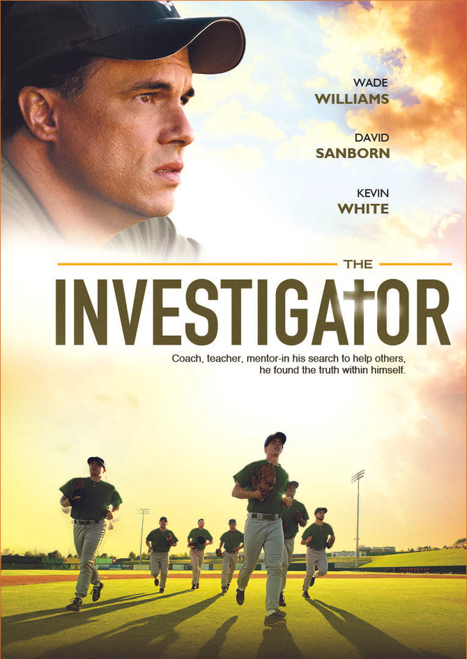 The Investigator's Nationwide DVD Release at Walmart Sept. 2nd!