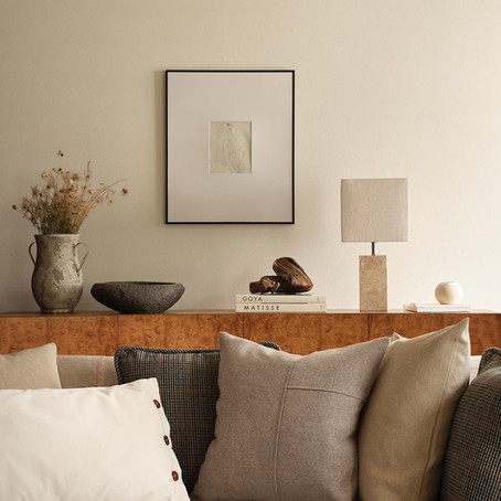 Zara Home's New Fall Collection Has Everything You Need To Update Your Home Slow Living Style