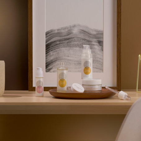 Interior And Still Life Styling For Balance Me,  A Natural Skincare Brand