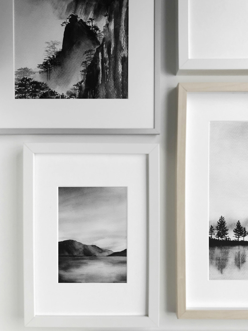 Serenity Collection Gallery Wall
