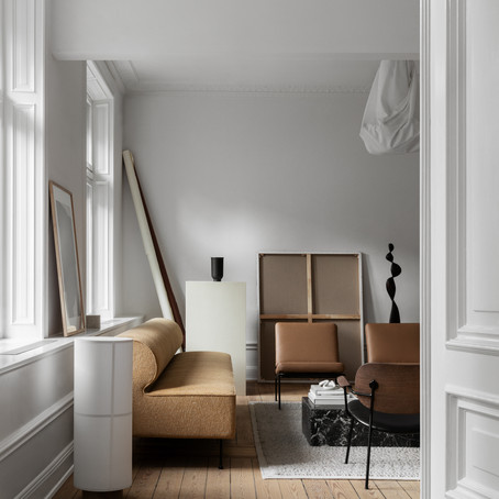 Interiors | The Sculptor's Residence