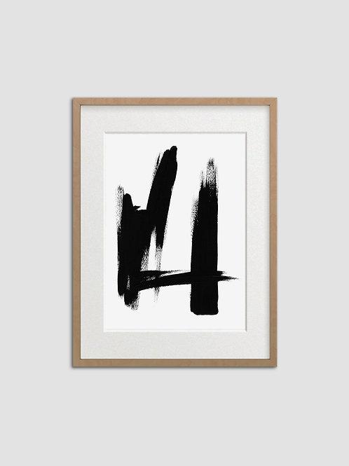 Brush Abstract No. 2