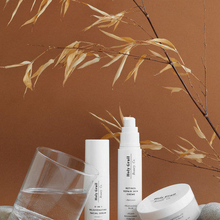 Holy Grail Beauty   A Simple Skincare Regime