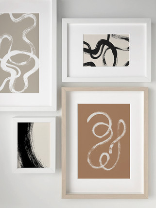 Forma Collection Gallery Wall