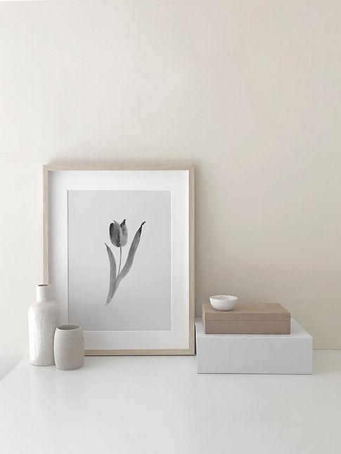 Tulip No. 2 Art Print by Melissa Selmin