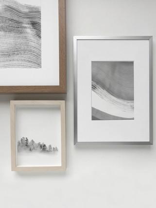 Mixed Gallery Wall