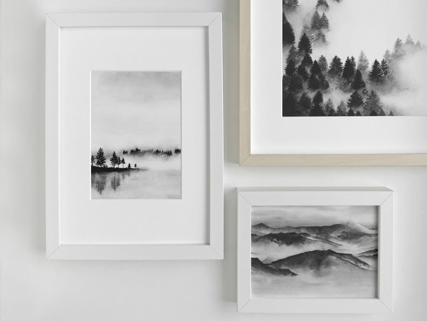 Art prints by Melissa Selmin