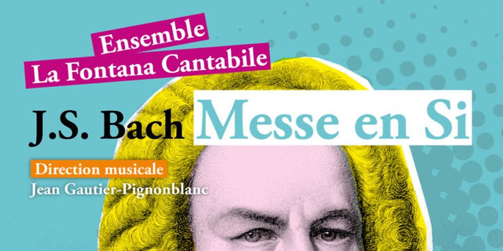 Messe en Si de J.S.Bach