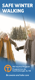 Safe Winter Walking - Older Adults - Eng