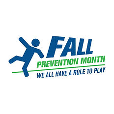Fall Prevention Month Logo - Large - Eng