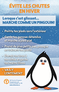 Walk Like a Penguin Poster - French.png