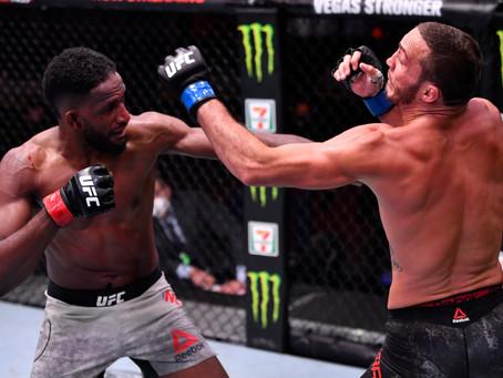 "Anthony ""Rocco"" Martin v. Neil Magny | UFC 250 Results"