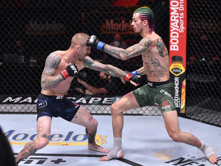 """The """"Suga Show"""" Rolls On - UFC 250 Results"""