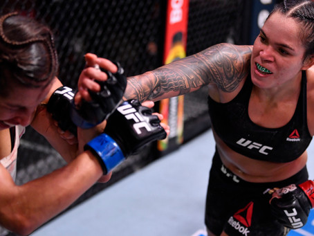 Complete UFC 250 Results - The Lioness Reigns Supreme