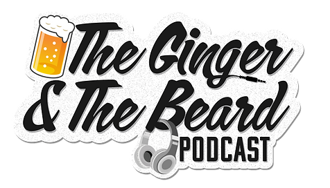 The Ginger and The Beard Podcast Logo.pn