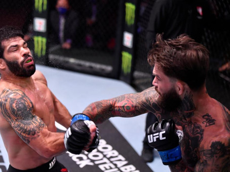 "Cody ""No Love"" Garbrandt is Back - UFC 250 Results"