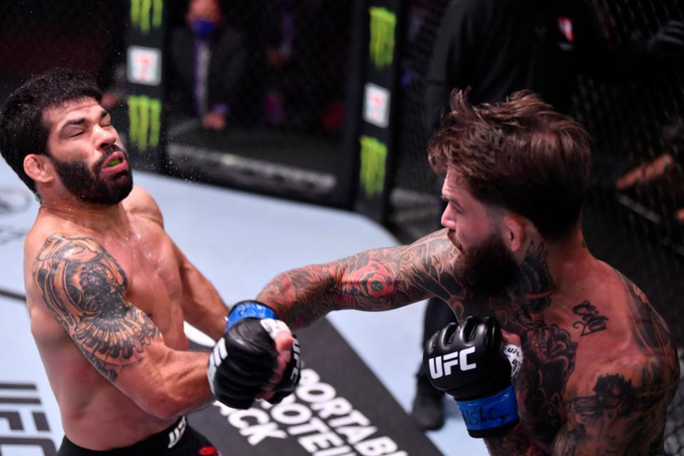 UFC 250 Results   The Ginger and The Beard Podcast