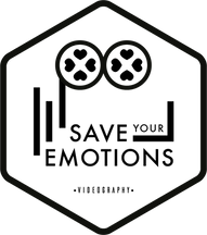 Save Your Emotions Logo vidéaste mariage lyon