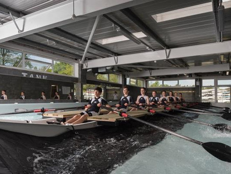 Make Waves In The Molesey Rowing Centre Tank