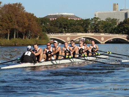 Head Of The Charles 2017 - Trumped In Boston