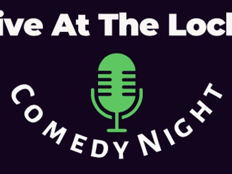 Live At The Lock - Comedy Night - 21st November