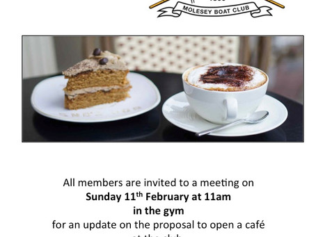 Molesey Boat Club Cafe