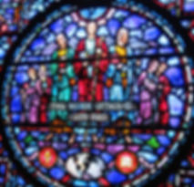 World Christian Fellowship Window