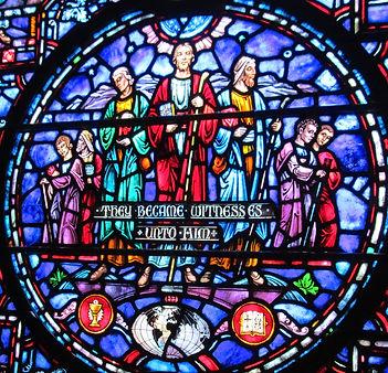 World Christian Fellowship Window