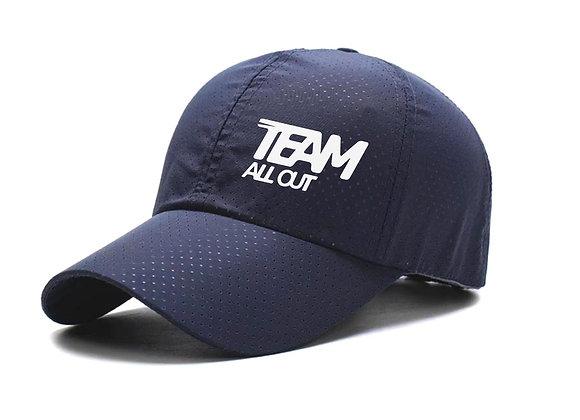 TEAMALLOUT RUNNING CAP