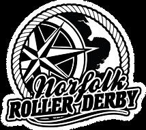 Norfolk Roller Derby logo