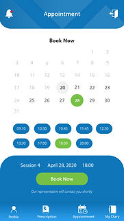 Virtual Call Feature_Appointment Booking