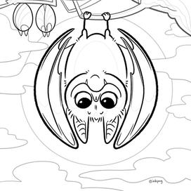 Batpugs: Hangin' Out