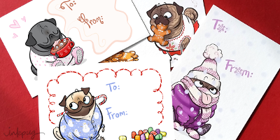 Holiday Gift Tags #2