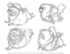 Coloring Page Pug Race thumbnail.png