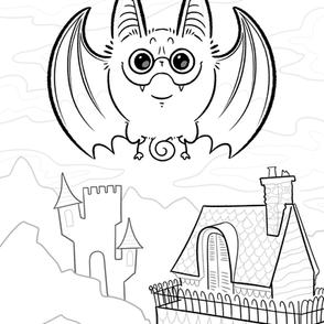 Batpugs: Haunted Castle