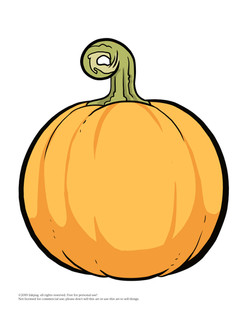Pumpkin 4 color