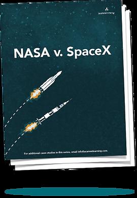 NASA v. SpaceX Business Acumen Training